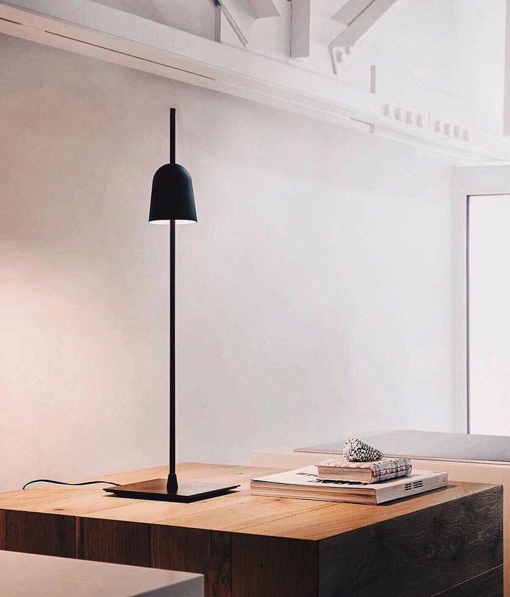 Some folks may still be talking about the Oscars but the award we're still talking about is the XXIV Compasso d'Oro ADI given last year to the 'Ascent' lamp designed by @DanielRybakken for @Luceplan_lighting. The fundamental dynamism of this stunning table or floor piece available with (shown here) or without a base is held in the unusual gesture required in turning on the lamp adjust its intensity or turning it off: a small lampshade slides along a slender stem with a fluid & continuous…