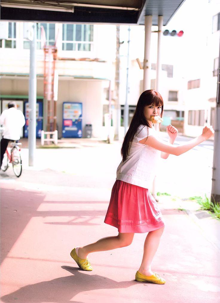 松村沙友理 — luckynumber48-magz:   Matsumura Sayuri @ 【blt...