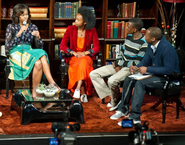 Catch the worldwide premiere of MTV Base Meets Michelle Obama, today at 20:30 CAT on MTV Base!