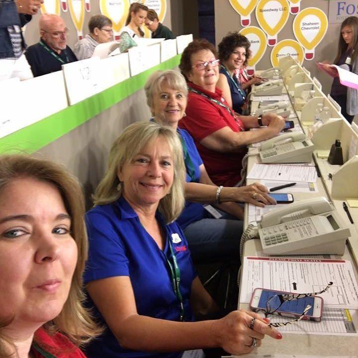 Dewitt MI REMAX Agents Volunteer Support Sparrow Hospital's Children's Telethon #lovelansing #charlottemi #dimondale #msuspartans #laingsburg #dewittmichigan #dewittmi #okemos #lansing