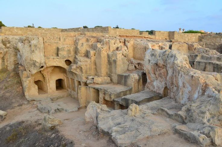 Cyprus - Tombs of the Kings, Paphos