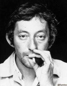 There are no words...Serge Gainsbourg