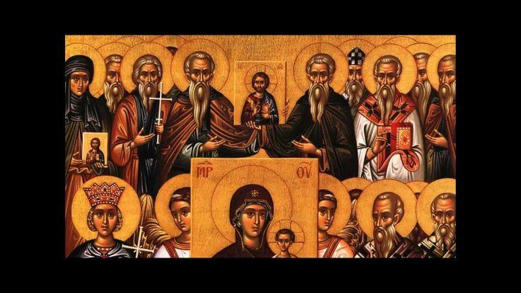 Απολυτίκιο Α΄ Κυριακή των Νηστειών - της Ορθοδοξίας