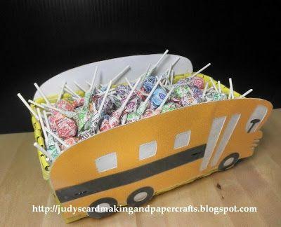 Judy's Handmade CreationsBack To School