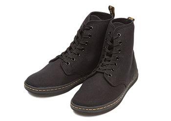 【Dr.Martens】 ドクターマーチン SHOREDITCH 7EYE BOOT ショアディッチ 7アイレット ブーツ 13524002 BLACK