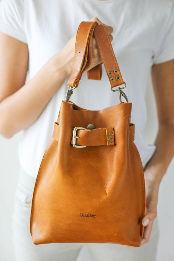 4c16f6255f Bags and Purses Leather Bag Brown Leather Crossbody Bag