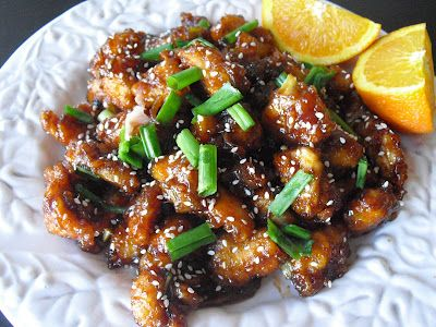 General Tso's Chicken Version Two: Ching-He Huang