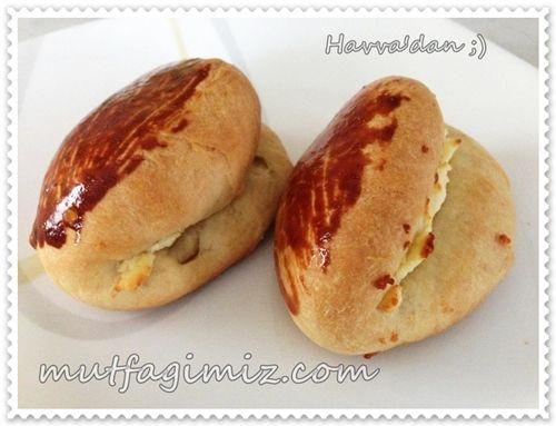 Gerçek Pastane Poğaçası | mutfagimiz.com