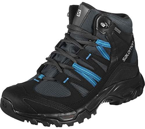 Salomon Women's Mudstone GORE TEX® Hiking Boots, Black