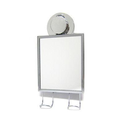 Ex-Cell Kaiser Metal Wall Mounted Shower Mirror