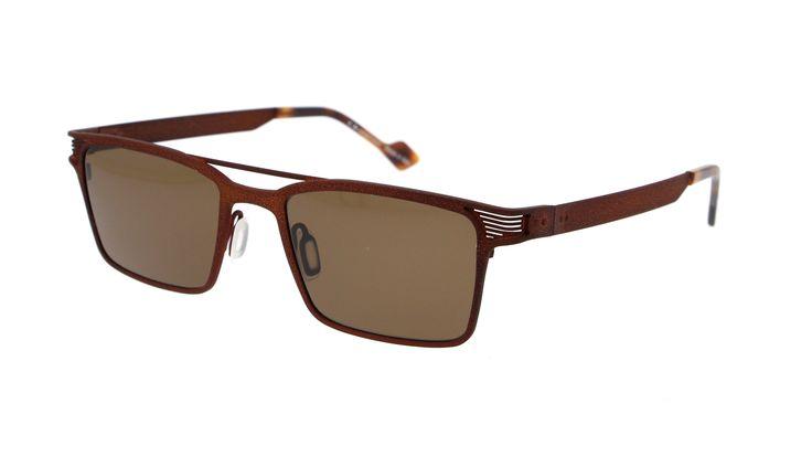 Derapage - Tornado HP26, occhiale da sole unisex  Occhiale da sole unisex in metallo  Colore: corten effect Dimesioni: 52-19|...   https://nemb.ly/p/4kD5lPvEb Happily published via Nembol