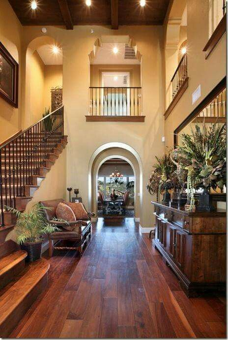 Modern Spanish Style Entry Mexican Mediterranean Colonial Homes Home Decor House