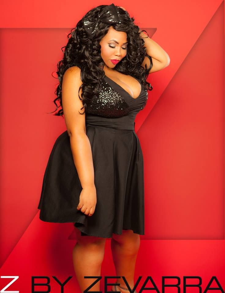 Z by Zevarra- Luxury Plus Size Brandis an affordable luxury lifestyle brand of fashionable designer Plus Size apparel that flatters the cu...