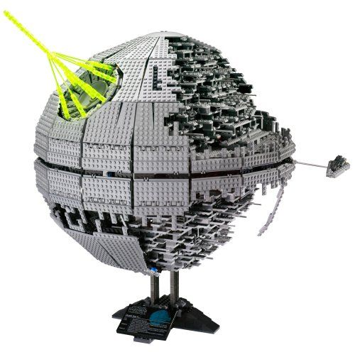 Star Wars Death Star Lego Set, $1050  and other Expensive Nerdy Toys for Kids (That Are Really for Adults)