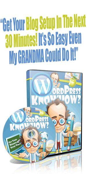Wordpress Know How
