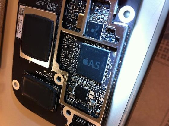 New Apple TV Teardown Reveals A5 Chip, 512 MB RAM, 8GB Flash Storage