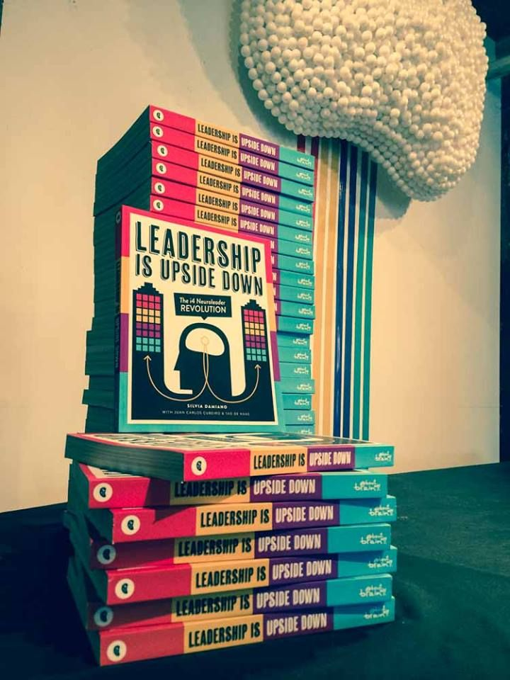 Leadership is Upside Down Book Launch www.leadershipupsidedown.com