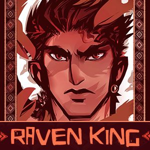 Check out the comic RAVEN KING :: 2: The Raven King 15