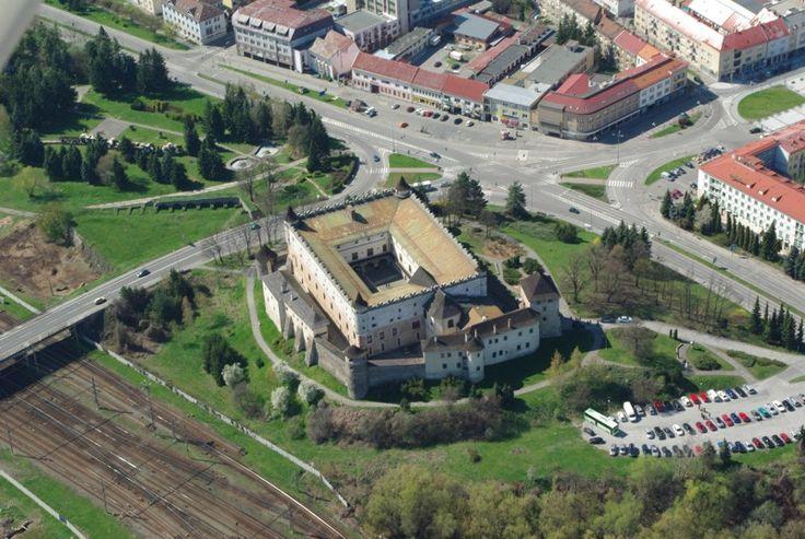 Zvolen Castle. Slovakia.