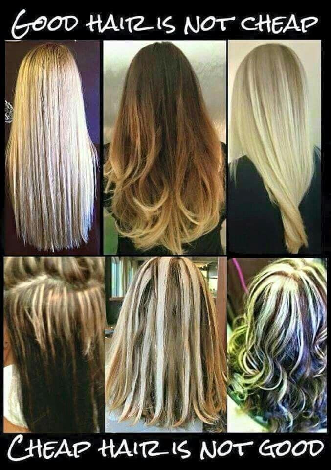 Cheap hair
