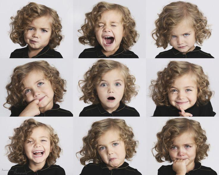 Babies facial expression — photo 1