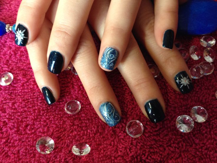 Cnd shellac by janae paskett logan Utah nails 435-713-6969
