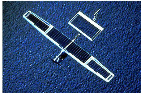 avion solaire - solar challenger 3