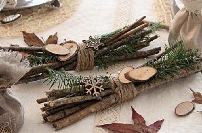 Mit Holz kannst du die schönsten Dekorationen für die Wohnung fabrizieren……..8 Ideen mit Holz zum Selbermachen! - DIY Bastelideen