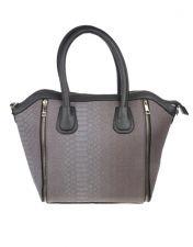Joy Collectables Tote Handbag Grey
