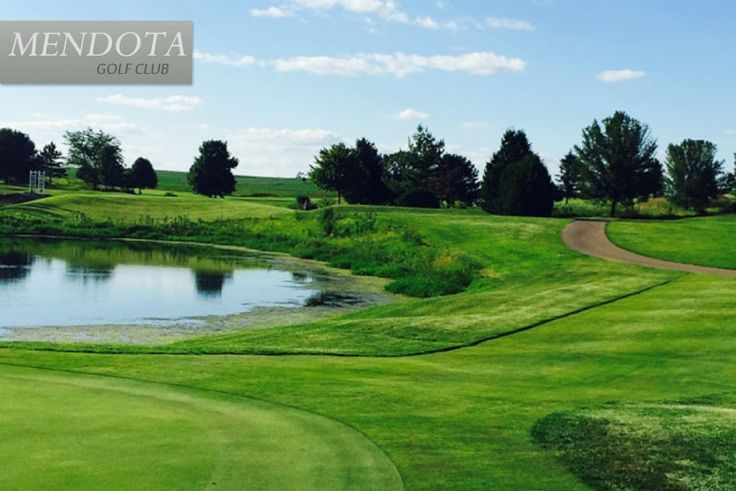 $16 for 18 Holes with Cart at Mendota Golf Club in Mendota near DeKalb ($35 Value. Good Any Day, Any Time until November 15, 2017!)