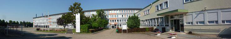 Lycée Beauregard à Nancy