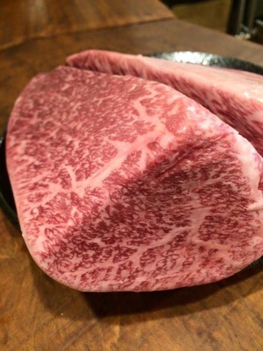 The Real Kobe Beef #Wagyu #KobeBeef #Osaka #Japan #Japanesefood #steak