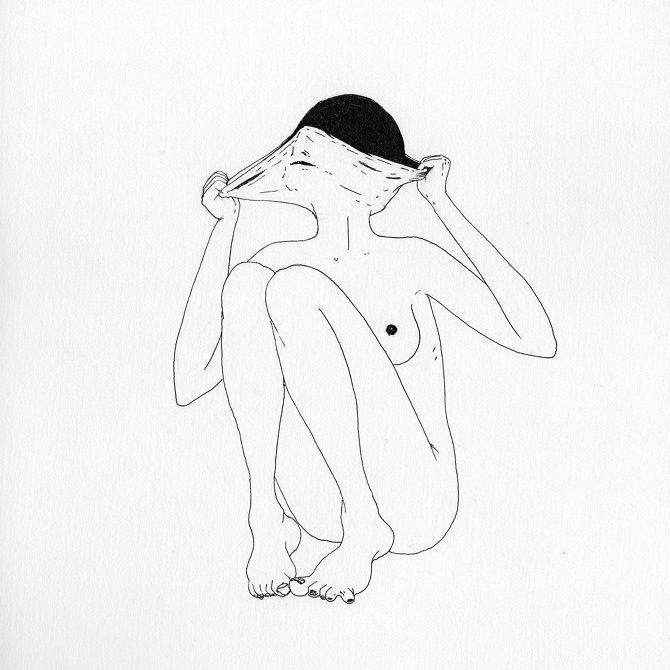 Drawings - Yuli Serfaty
