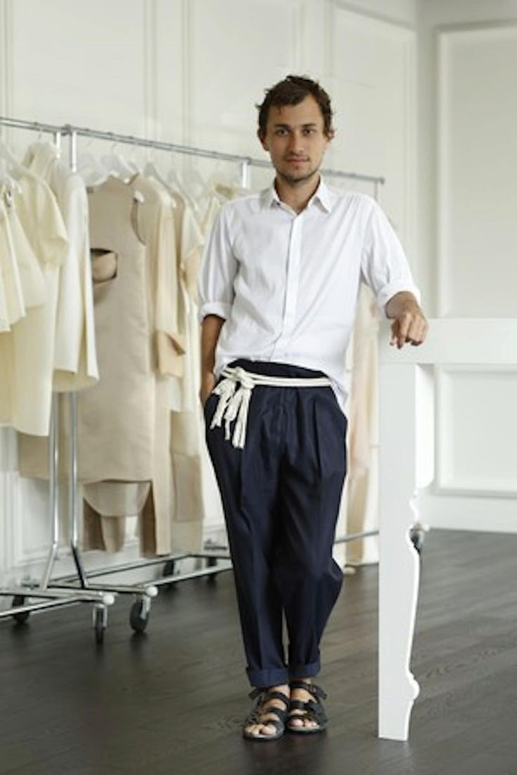 Cortázar is the youngest designer to have shown at Miami International Fashion Week, where he decided for a talent show to host a fashion show.