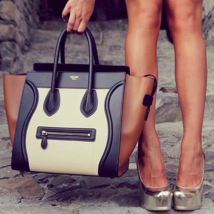 #celine #ysl #tribtoo #summer #legs #fashion #handbags #luggage #mini #gold #saint #lurent