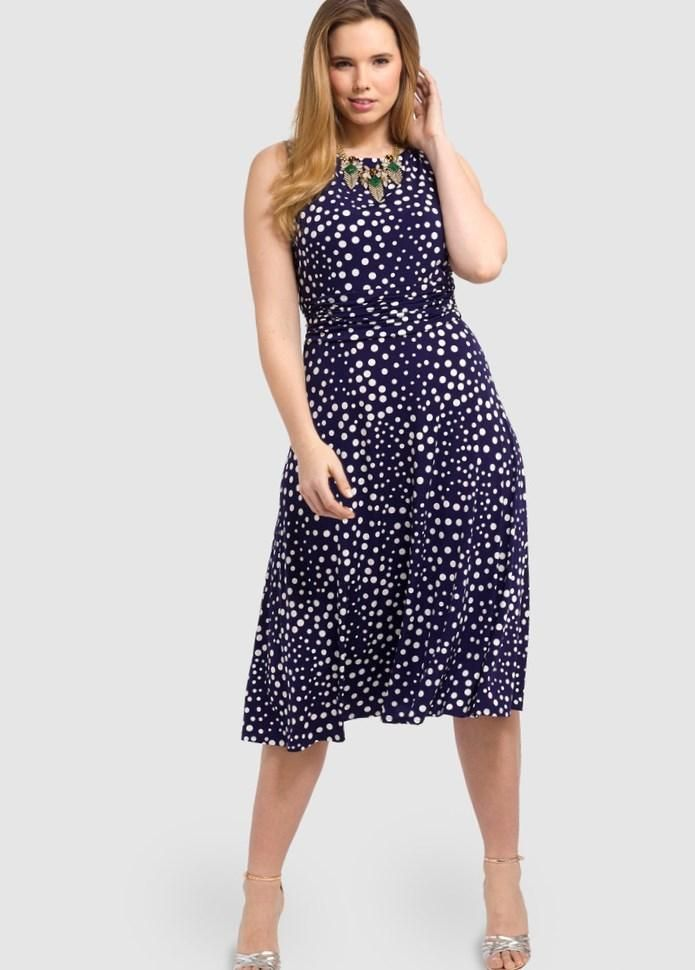 Jessica howard plus size dress - http://pluslook.eu/wedding/jessica ...