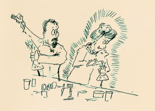 21st December 1898 - Scientists Pierre & Marie Curie discovers radium.  It is most well-known for its use in cancer treatment. NB: Ready Break wasn't invented until 1957 (see an old person for explanation).