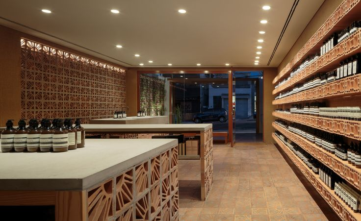 For Aesop's second Sao Paulo location, the Australian skincare brand's founder Dennis Paphitis tapped none other than international design stars and Sao Paulo natives Fernando and Humberto Campana, who have created a store that perfectly blends the Aes...