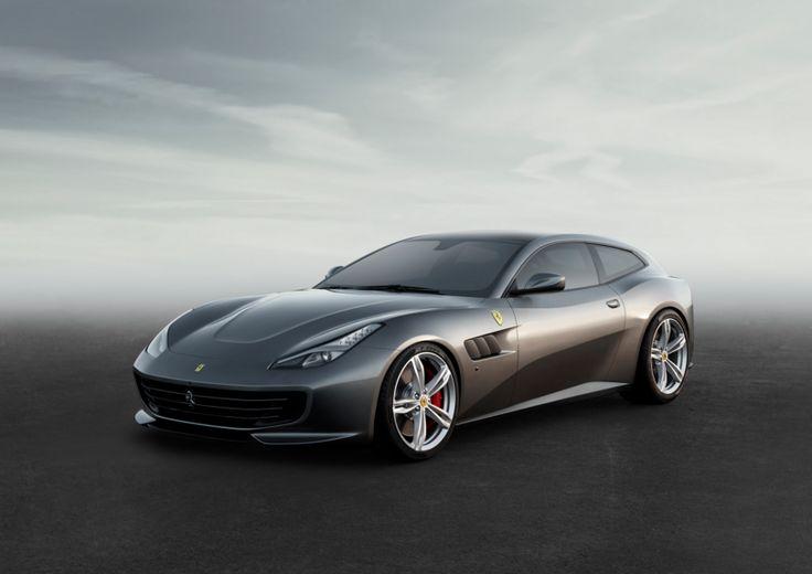 Ferrari unveils the 2017 gtc4 lusso with room for the - 2017 ferrari california interior ...