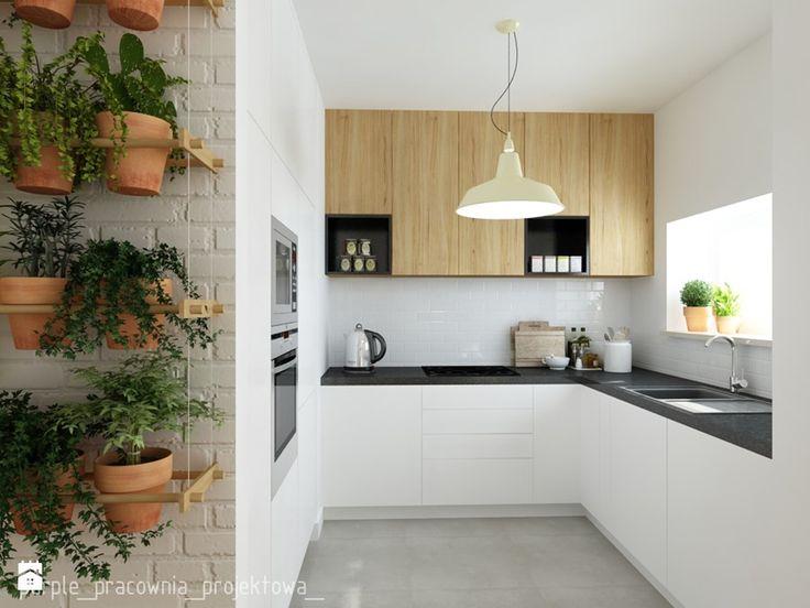 Kuchnia Kuchnia - zdjęcie od PURPLE PRACOWNIA