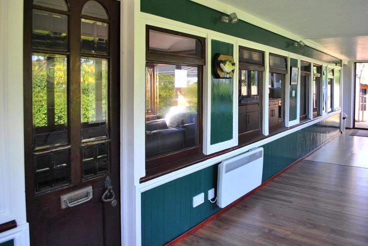 Converted Train Carriage - 4 Park Lane