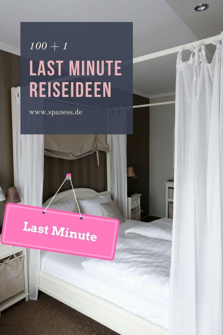 Geschenkidee Last Minute Reise & Urlaub - 101 Reiseideen.
