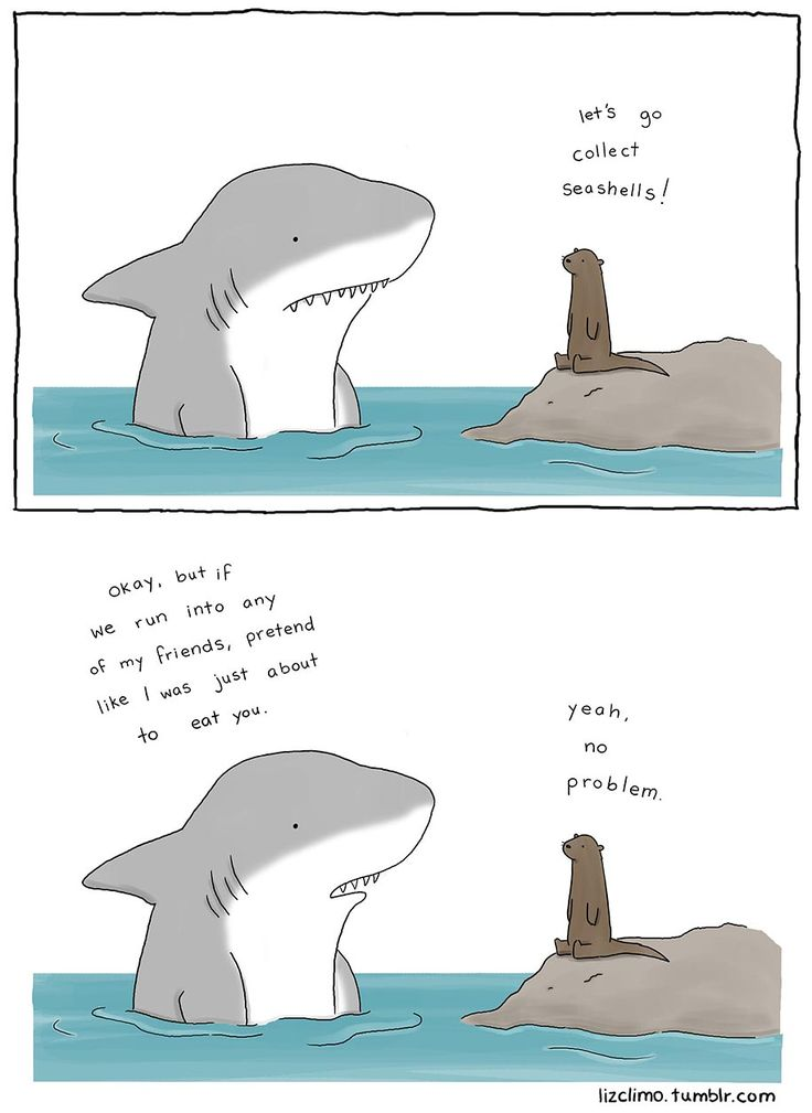 Cute Animal Comics By Simpsons Animator Liz Climo | DeMilked