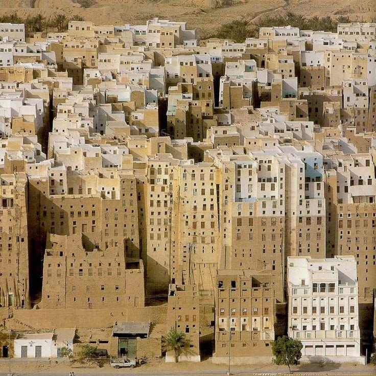 Hidden Architecture: Shibam