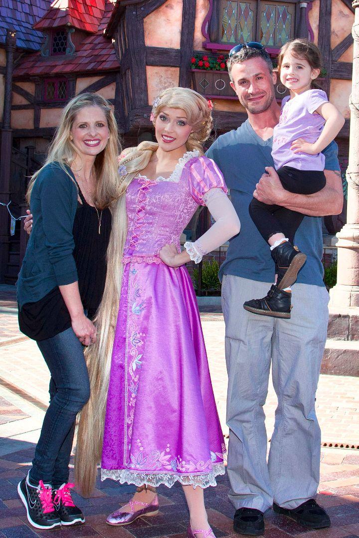 Sarah Michelle Gellar and Freddie Prinze Jr.'s Sweetest Family Snaps