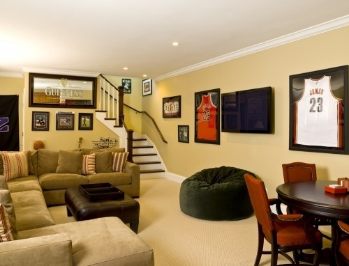 27 best Basement Paint Colors images on Pinterest | Basement ideas ...