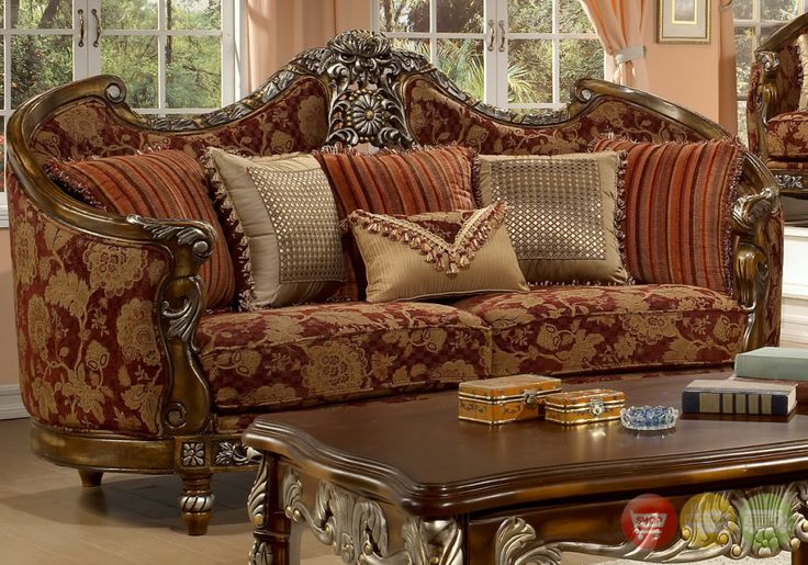 Curved Traditional Loveseat Sofa Love Seat Amp Chair