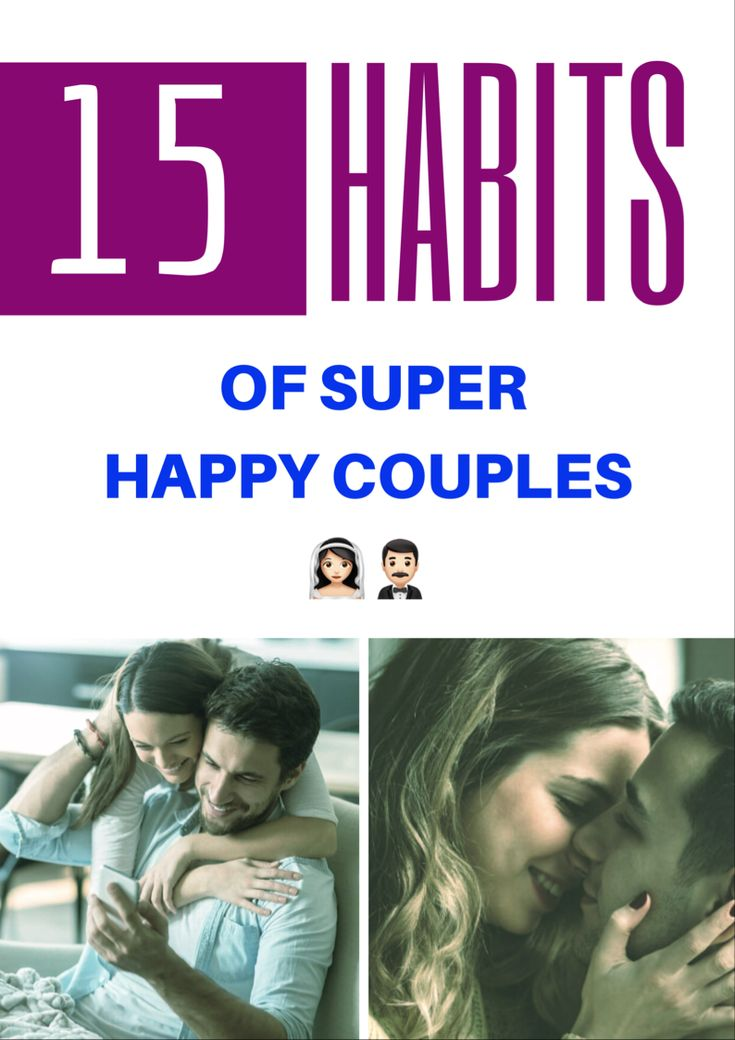 15 hábitos de casais super felizes 👰🏻🤵🏻   – Best Bloggers Pins Group Board
