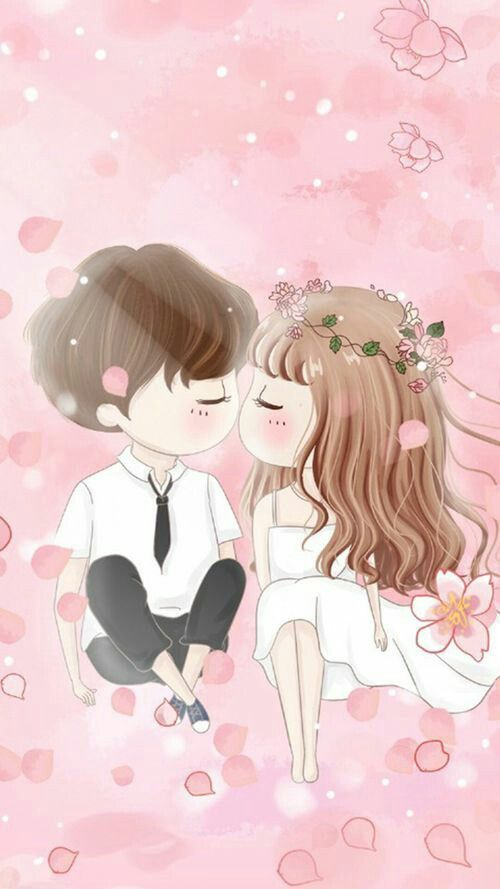 Pin By Ananya On Wallpaper Anime Cute Couple Cute Couple Wallpaper Cute Couple Cartoon Anime Art Girl