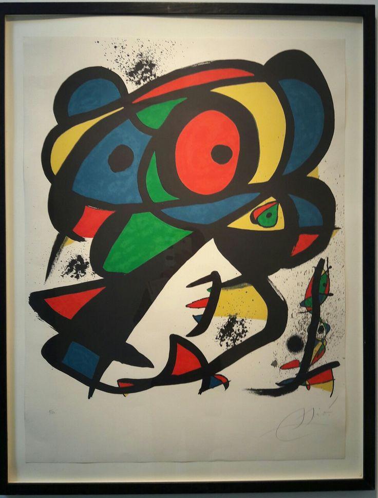 The Garden Joan Miro Interpretation Garden Ftempo